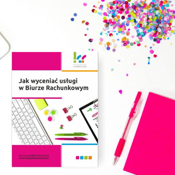 E-book – Jak wyceniać usługi w Biurze Rachunkowym